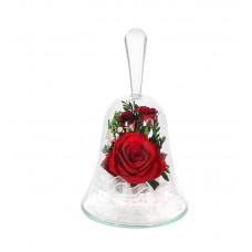 Цветы в стекле Колокольчик-2