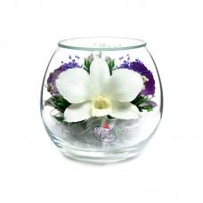 Цветы в стекле Ты прелесть-3