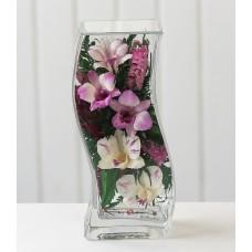 Цветы в стекле Млечный путь-3