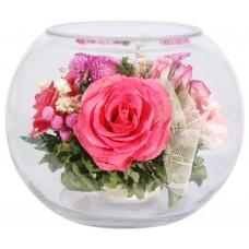 Цветы в стекле Мармеладки - 3