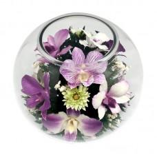 Цветы в стекле Истинные чувства