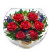 Цветы в стекле Признание