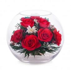 Цветы в стекле Сладкая жизнь-2